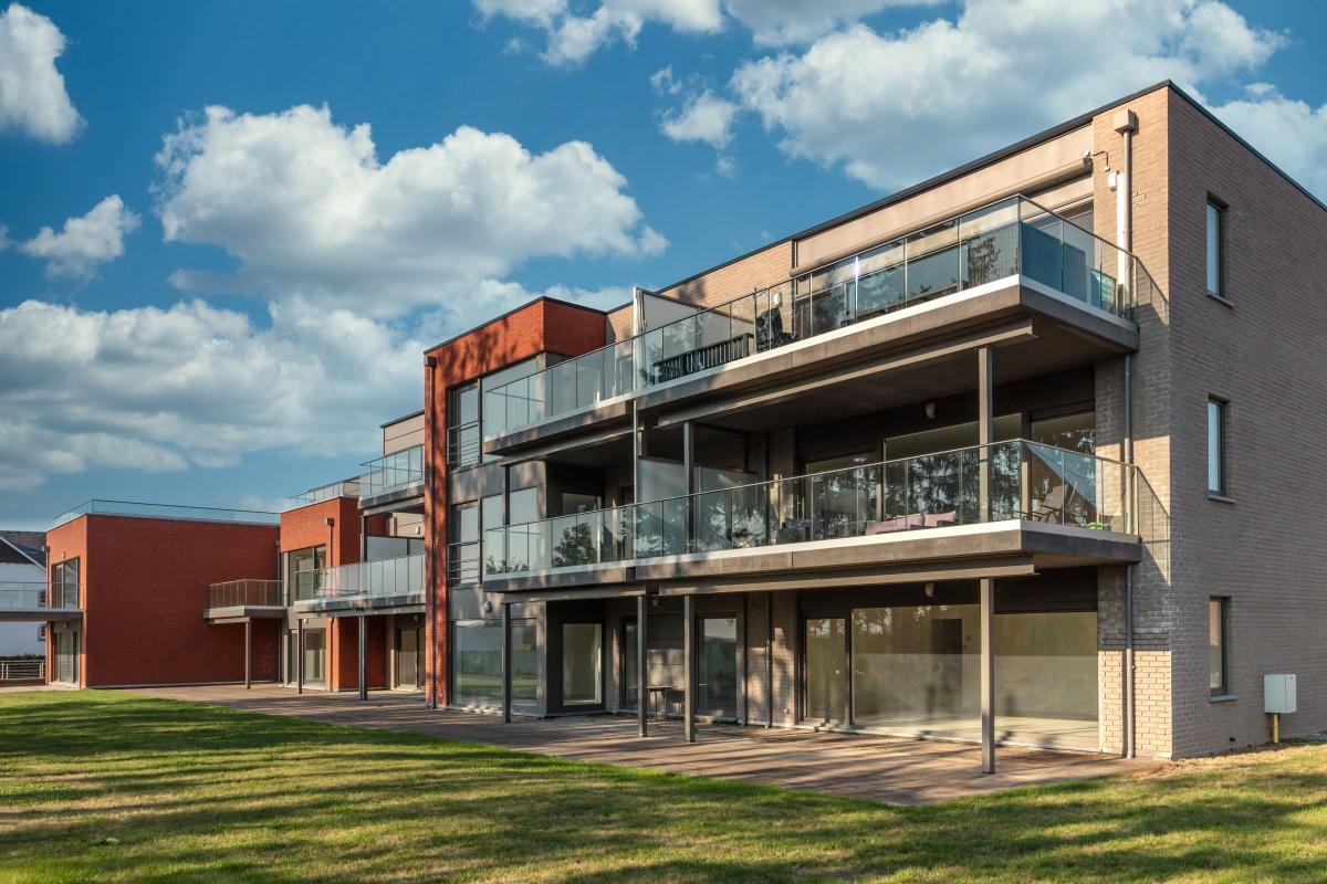 Appartement Neuf 2 chambres de 119m² avec terrasse